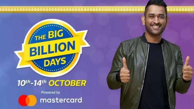 Flipkart Big Billion Days Sale में कई ब्रांड के स्मार्टफोन पर धमाकेदार डील्स