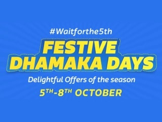 Flipkart Sale Dates Set Up a Clash With Amazon Great Indian Festival