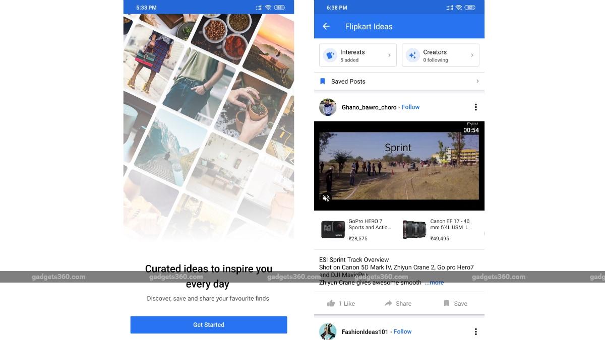 flipkart ideas gadgets 360 Flipkart Ideas