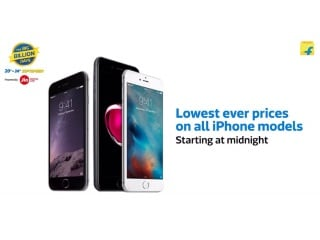 Flipkart Sale Will Offer iPhone Models at 'Lowest Prices' on Thursday