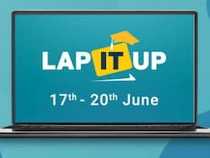 Flipkart Lap It Up Sale Offers Discounts on Apple MacBook Air, Acer Predator Helios 300, Asus ROG Strix, and Others