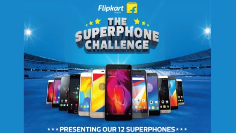 Flipkart's Superphone Challenge Offers Full Cashback on Your Smartphone