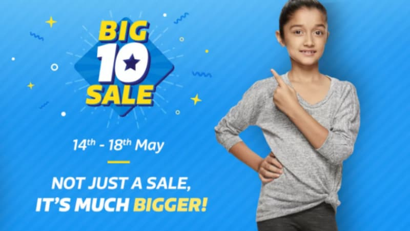 Flipkart Big 10 Sale: E-Commerce Titan Expects Five-Fold Increase in Transactions