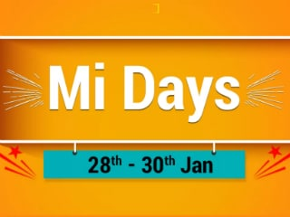 Redmi Note 6 Pro, Redmi Note 5 Pro, Poco F1 Get Discounts During 'Mi Days' Sale on Flipkart