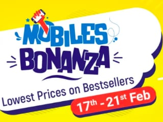 iPhone XS, Samsung Galaxy A50, Pixel 3a, Asus 6Z, Others to Get Discounts During Flipkart Mobiles Bonanza Sale