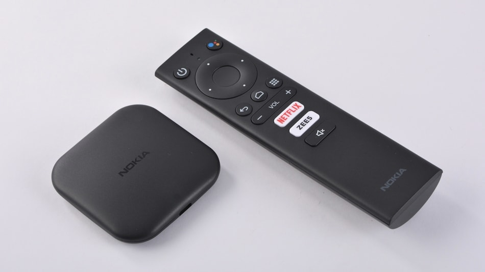 Flipkart Launches Nokia Media Streamer With Android 9 and Dedicated Remote, Priced at Rs. 3,499