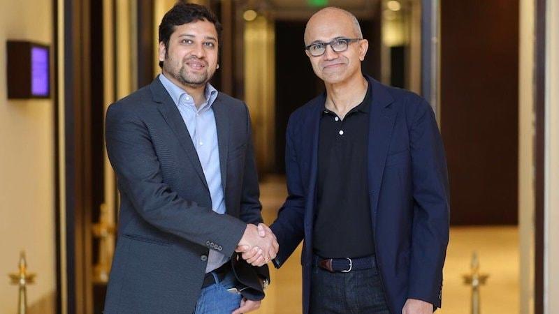 Microsoft, Flipkart Announce Cloud Partnership in India