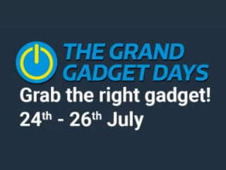 Flipkart Grand Gadget Day Sale Offers: Deals on Laptops, Cameras, Tablets, and More
