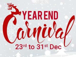 Flipkart Year Ender Carnival Sale Starts December 23: Discounts on TVs, Large Appliances