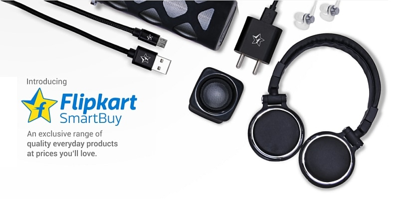 Flipkart SmartBuy Launched, Offers Self-Branded Chargers and Micro-USB Cables at Low Prices