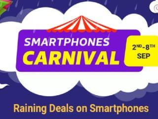 Flipkart Smartphone Carnival Begins: iPhone 12 Gets Rs. 12,901 Price Cut, More Deals