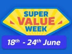 Flipkart Super Value Week Brings Discounts, Buyback Guarantee Offers on Google Pixel 2, iPhone Models, and More