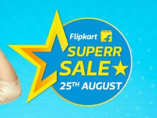 Flipkart Superr Sale Begins With Deals on Mobiles, Laptops, and More Offers
