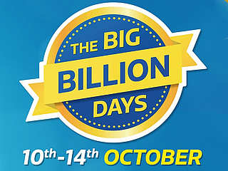 Flipkart Big Billion Days Sale: Over 30 Lakh Mobiles Sold on Day 1, With 10 Lakh in an Hour