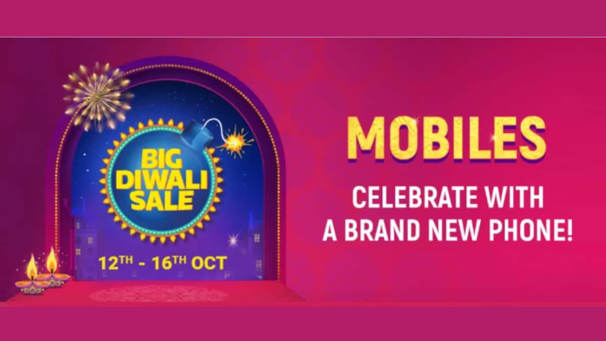அக்டோபர் 12 முதல் Flipkart Big Diwali Sale! அதிரடி தள்ளுபடியில் ஸ்மார்ட்போன்கள்!