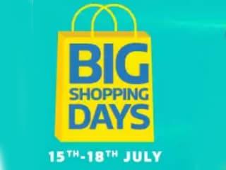 Flipkart Big Shopping Days Sale Begins July 15: Deals, Offers Previewed