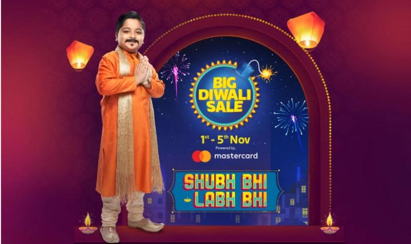 Flipkart Diwali Sale Starts November 1, Offers and Deals Previewed