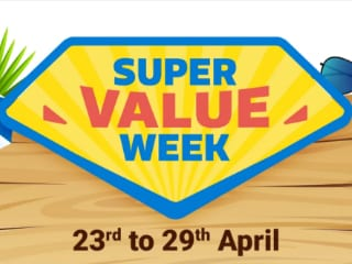Flipkart Super Value Week Begins Tuesday: Offers Complete Mobile Protection for as Low as Rs. 99, Additional Exchange Value
