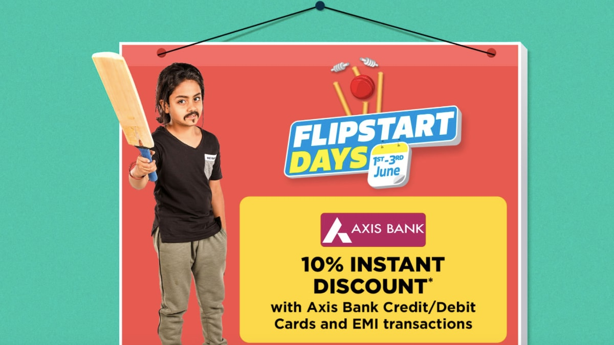 Flipkart Flipstart Days Sale Kicks Off, Here Are the Best Tech Deals, Offers
