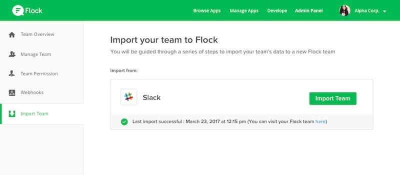 flock import tool flock