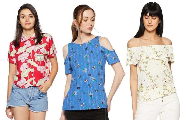 12 Best Women's Floral Shirts - Spring / Summer Lookbook Recs