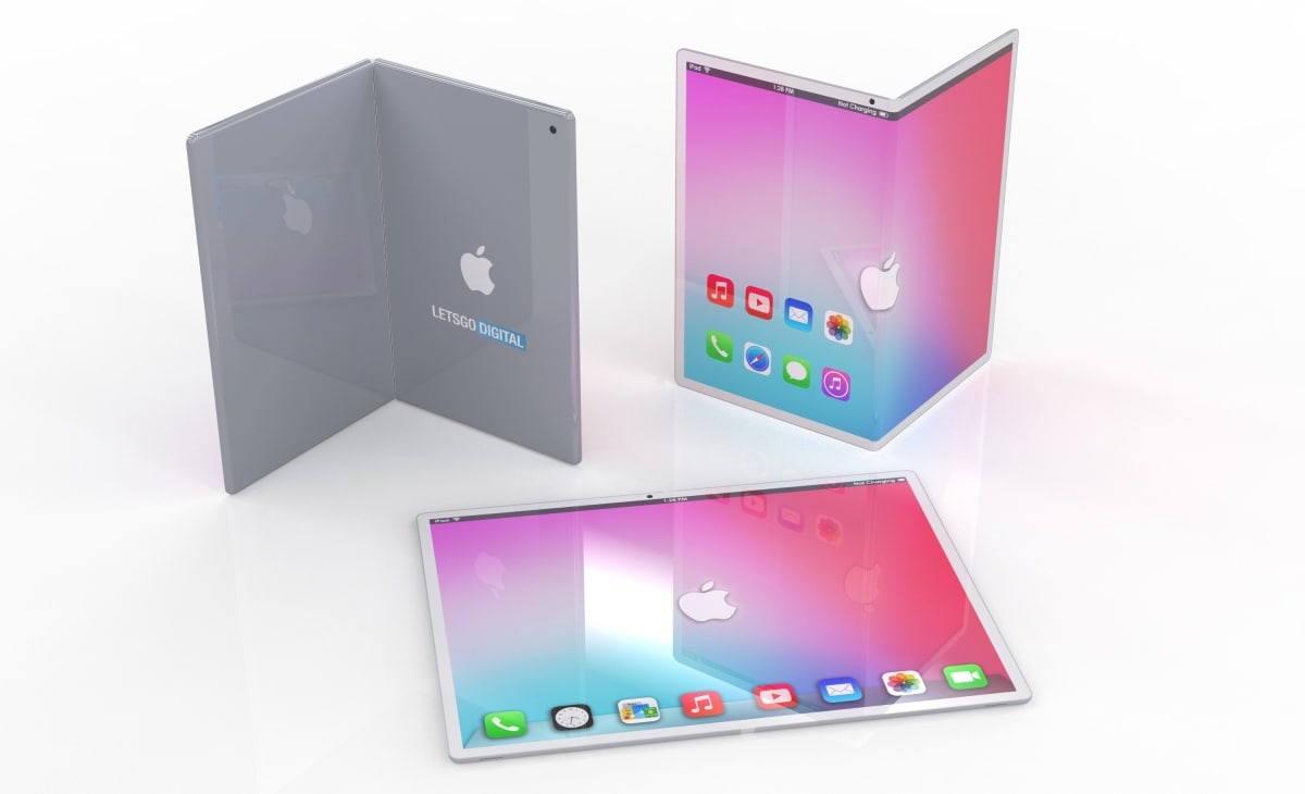 Apple likely to launch 5G foldable iPad in 2020