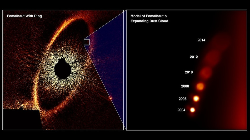 Exoplanet Discovered Years Ago Disappears in Latest Hubble Observations
