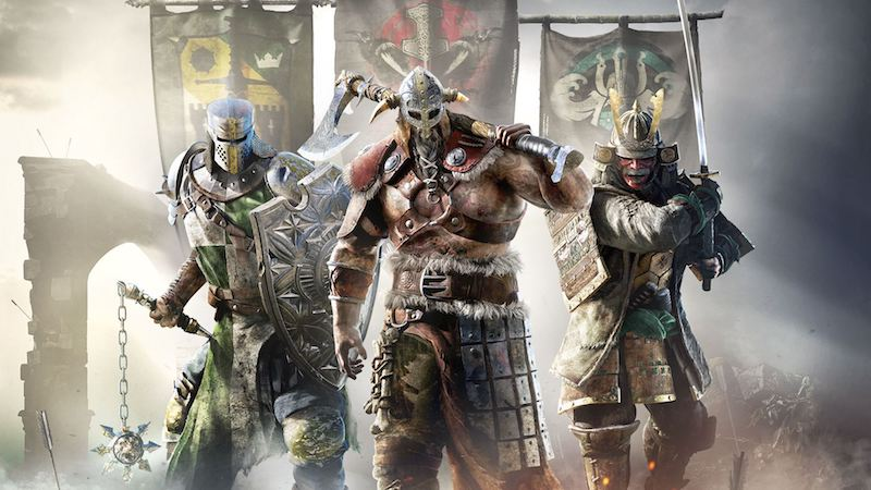 For Honor Is Quite Possibly Ubisoft's Most Honest Game Yet