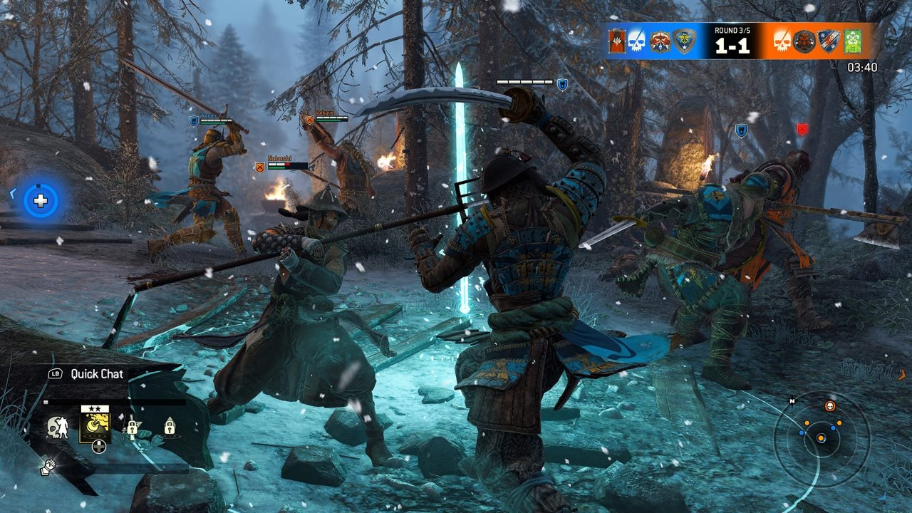 for honor first impressions elimination For Honor first impressions Elimination