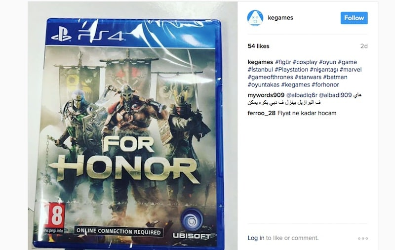for honor street date break for_honor