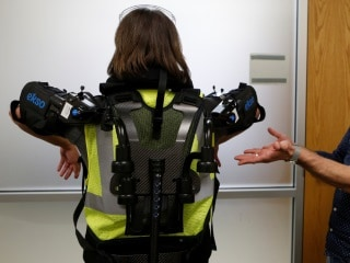 Ford, Ekso Team Up on 'Bionic' Exoskeleton