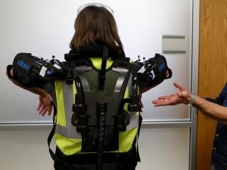 Ford, Ekso Team Up on 'Bionic' Exoskeleton