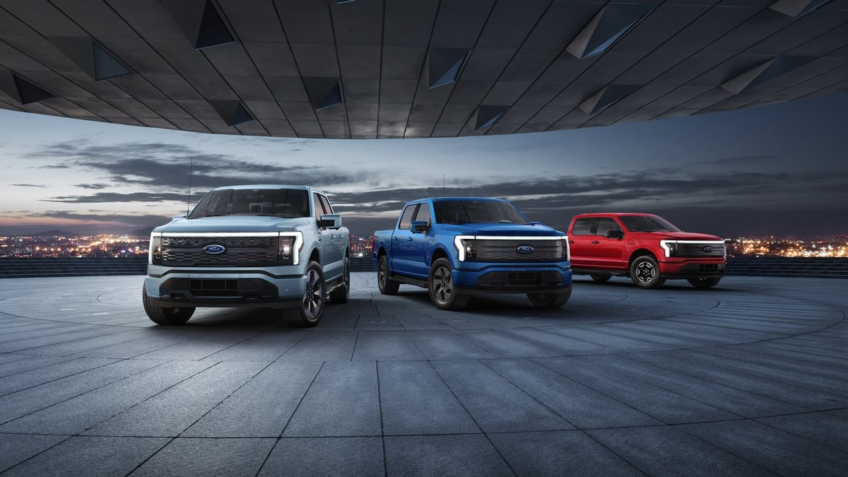 Ford F-150 Lightning Production Capacity to Be Boosted to 80,000 per Year