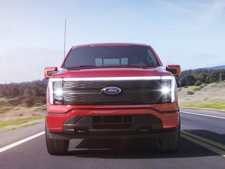 Ford F-150 Lightning Electric Pick-Up Truck With 480 Kilometres Range Unveiled, Deliveries in 2022