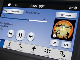 Ford Debuts Sync 3 In-Car Technology in India With New Endeavour