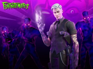 Fortnite's Annual Halloween Event Begins, J Balvin In-Game Concert on October 31
