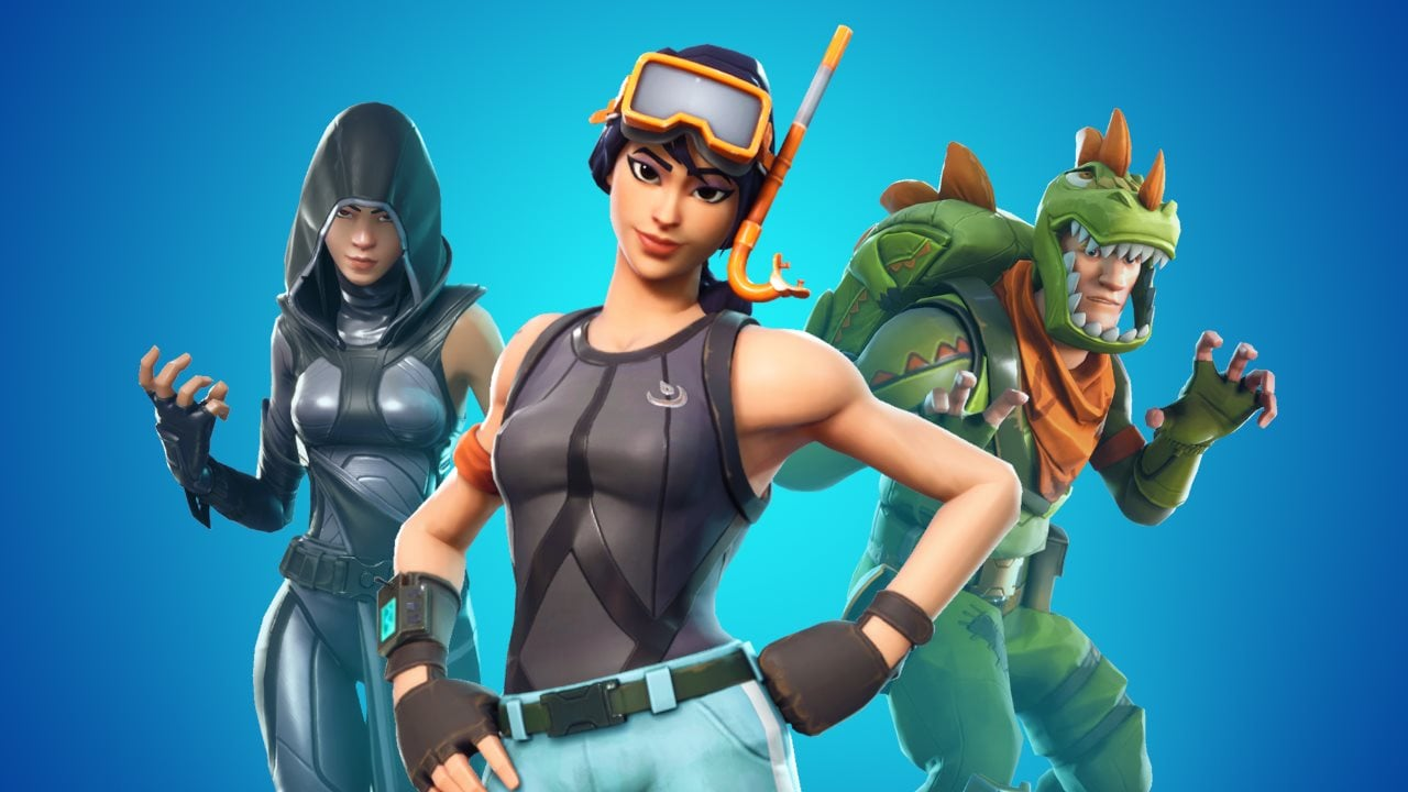 Fortnite Save the World Won't Be Free-to-Play in 2018: Epic Games