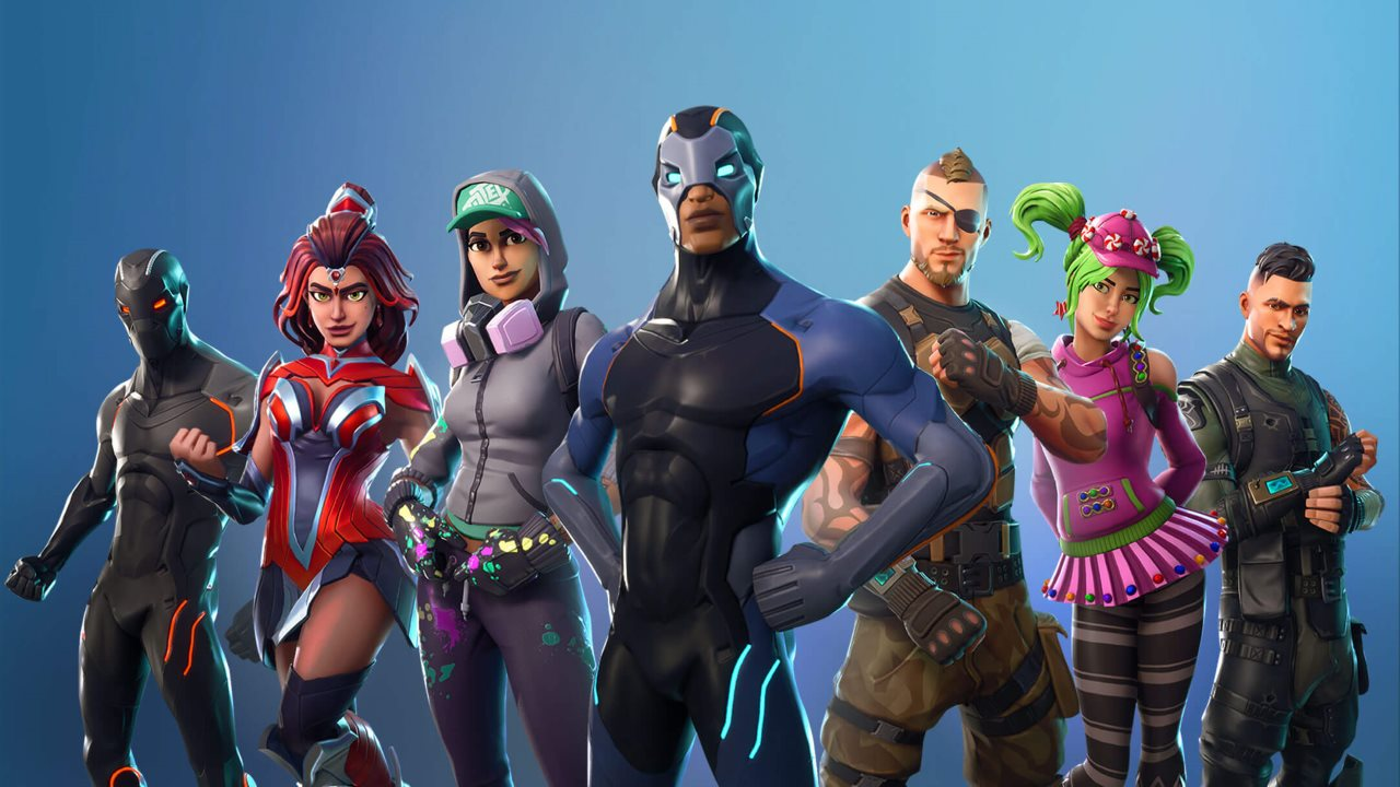 Fortnite nintendo switch release date possibly leaked - Fortnite save the world wallpaper ...