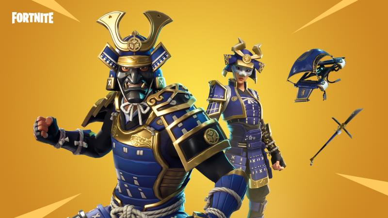 Fortnite Patch v5.30 Data Mine Reveals New Skins, Weapons, and More