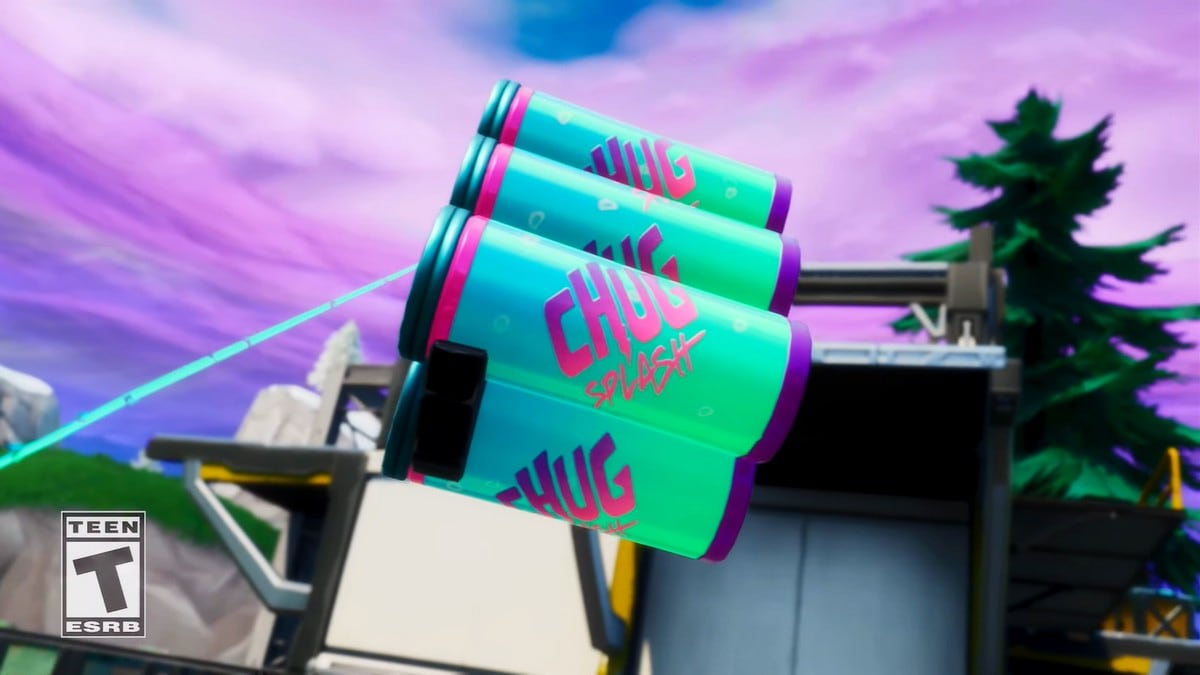 Fortnite v9 30 Update Brings Chug Splash Collective Healer to Battle