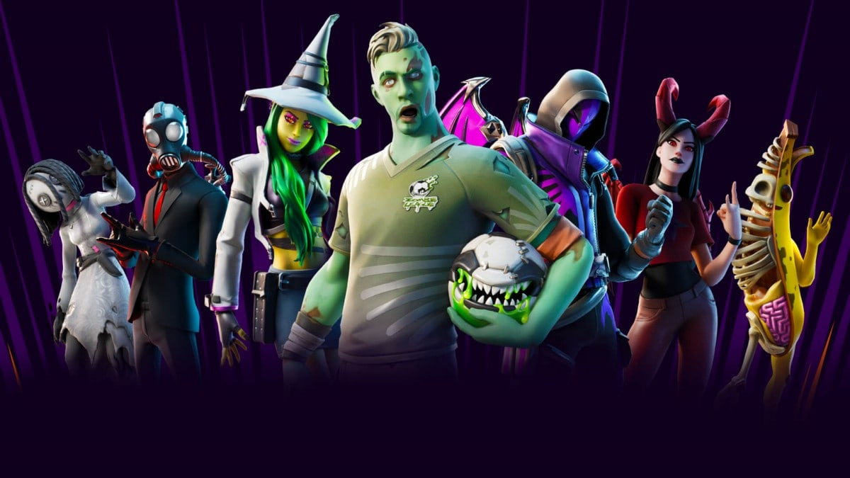 Halloween Fortnite 2020 Fortnitemares Halloween Event in Fortnite Brings Storm King