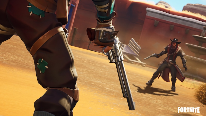 Fortnite 6.3 Update Adds Wild West Limited Time Mode