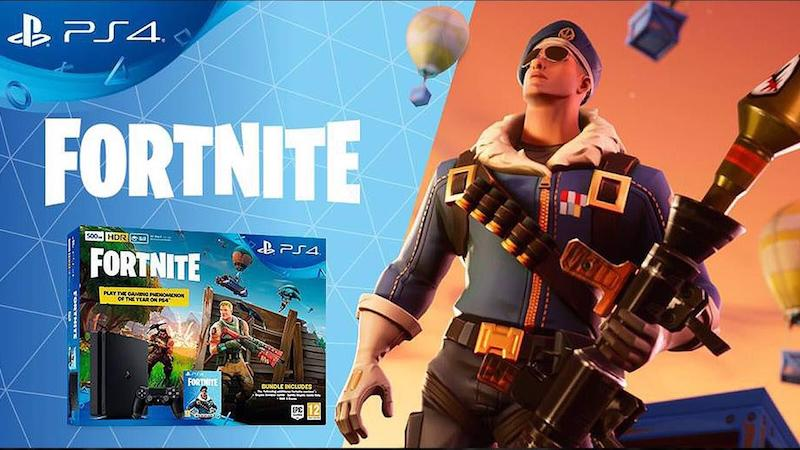 Fortnite Ps4 Slim Bundle To Launch On July 16 Includes Exclusive