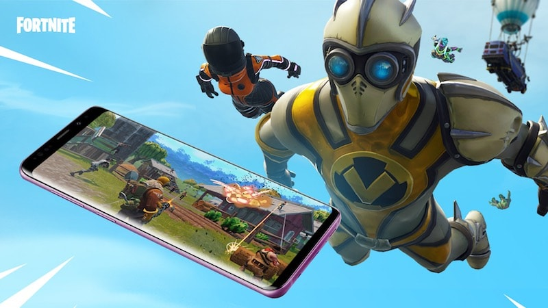Fortnite 6 10 Update Promises Android Performance Improvements Ps4