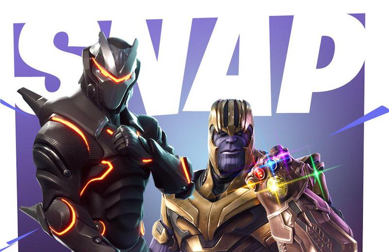 Fortnite Avengers: Infinity War Limited Time Mashup Announced