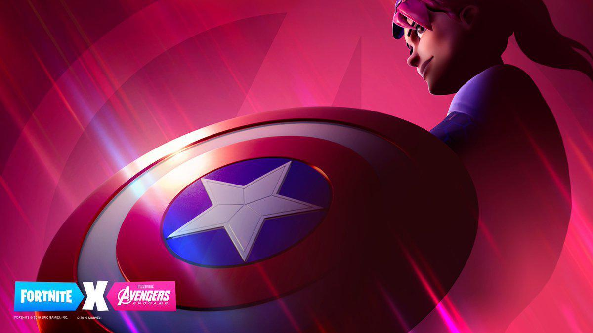 Fortnite Avengers: Endgame Limited Time Mode Out Now With Update 8.50