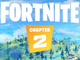 Fortnite Chapter 2 Now Live; Brings New Map, Season 1 Battle Pass, More