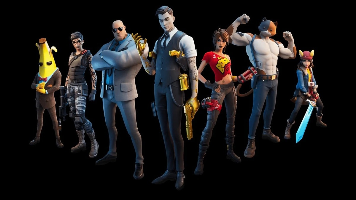 Fortnite Chapter 2 Season 2: Top Secret Is Live - A Spy-Themed Affair With Deadpool, New Skins, Locations