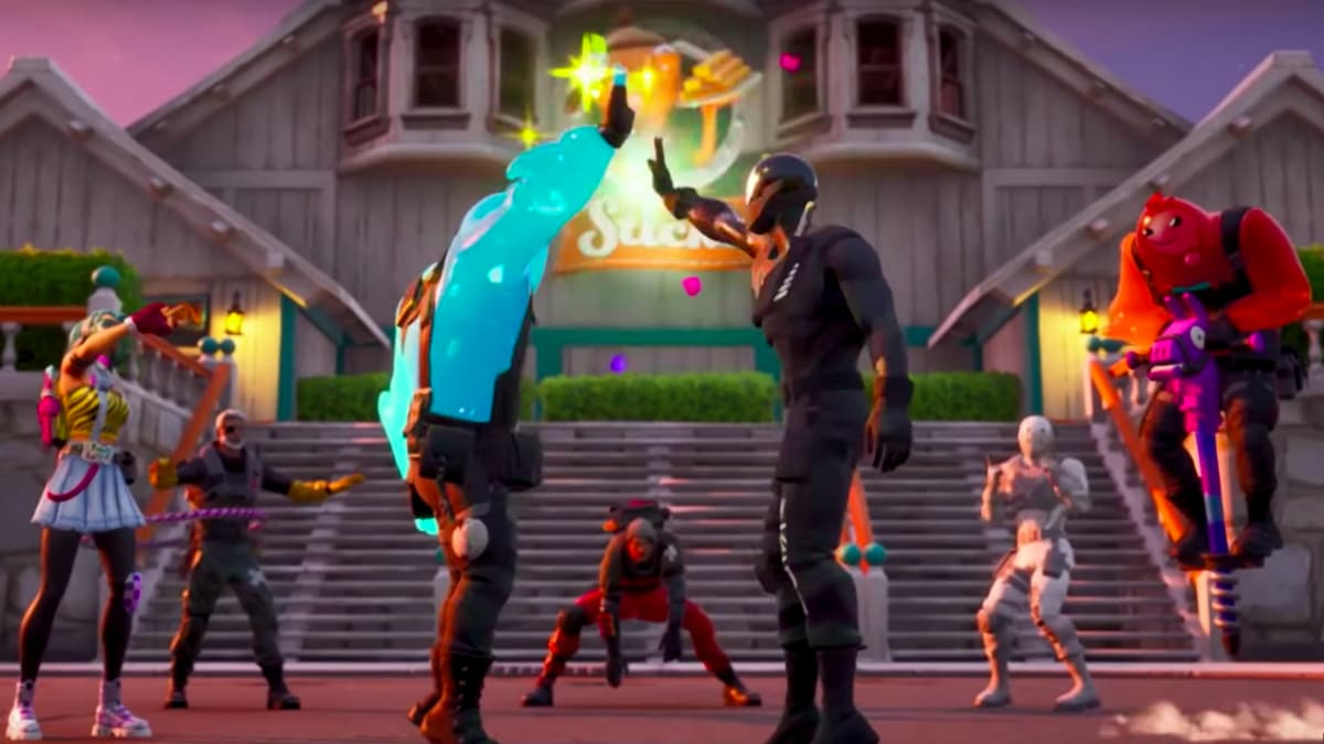 Fortnite Chapter 2 Season 1 Trailer Leaks, Hints at Fishing and Diving Abilities