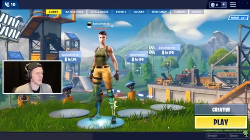 Fortnite Creative Mode For Season 7 Leaked Technology News